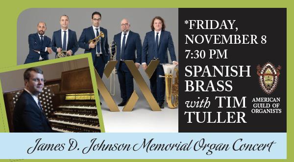 Spanish Brass with Tim Tuller