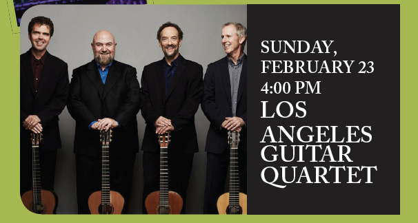 The Los Angeles Guitar Quartet